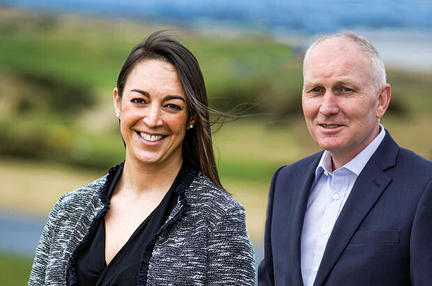Macdonald & Shamash named to the Board of Scottish Golf