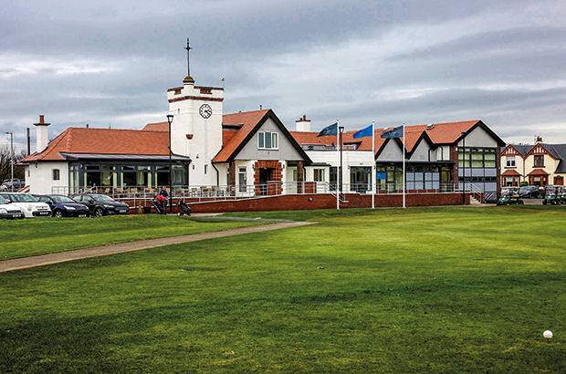 New Troon clubhouse unveiled