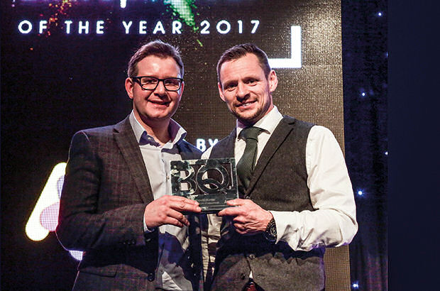 Major award for Shot Scope CEO