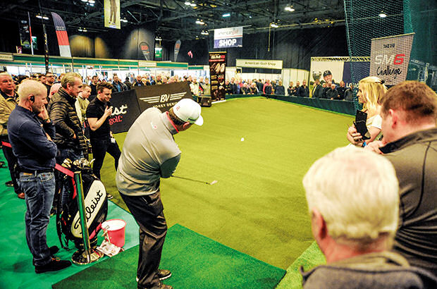 Scottish Golf Show a 'huge success'