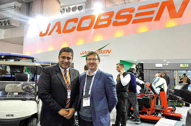 Milestone for Jacobsen & GEO