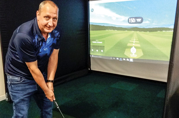 Moray club unveils new practice facility