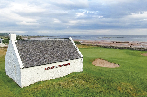 West Kilbride delighted with course renovation