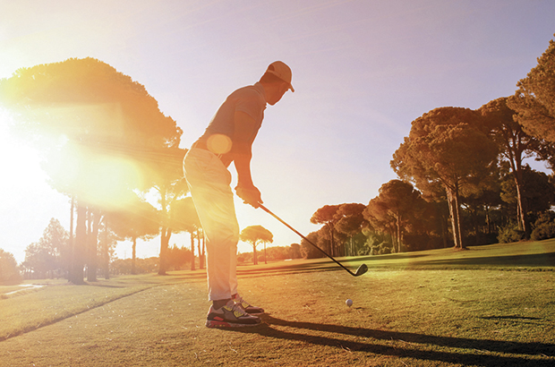 Golfers urged to get golf insurance cover