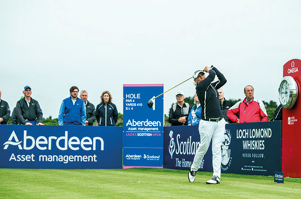 Scottish Open is star of LET season