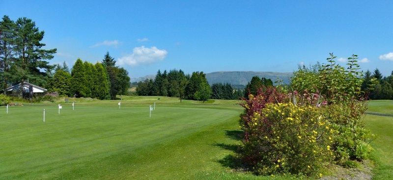 Hilton Park Golf Club, Allander Course