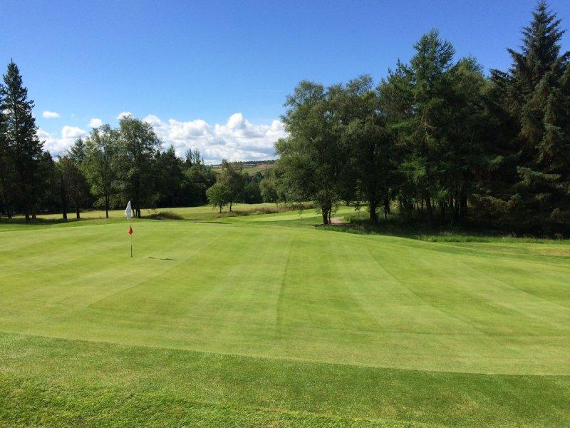 Hilton Park Golf Club, Hilton Course